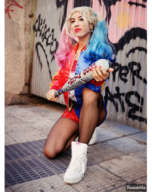 Harley Quinn Suicide Squad kostyme dame
