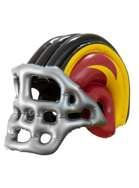 American Football opblaasbare helm