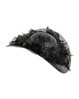 Naisten ranskalaisen kuninkaallisen hattu