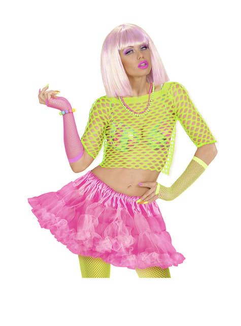 Womens Neon Pink Tutu
