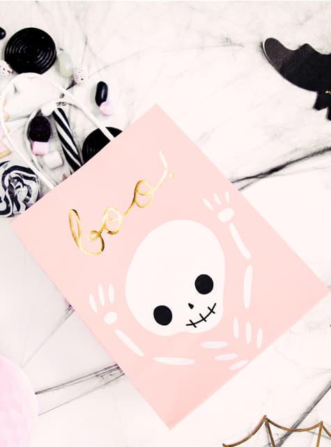 Telaraña de papel dorada - para niños y adultos