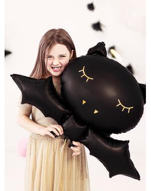 Globo de murciélago Halloween