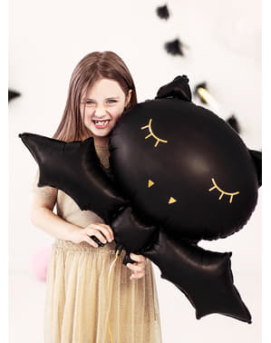 Halloween flagermus ballon