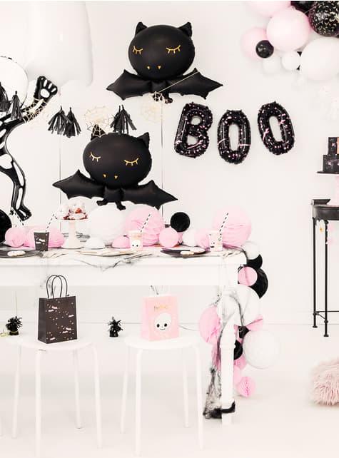 Ballon chauve-souris Halloween - original et drôle