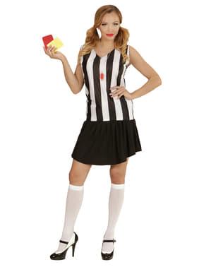 Costume da arbitro da donna