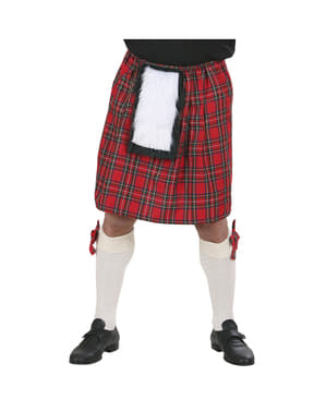 Adults Scottish Kilt