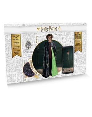 Capa de invisibilidade de Harry Potter