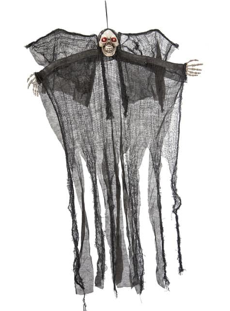Figura colgante de fantasma de la muerte (110 cm)