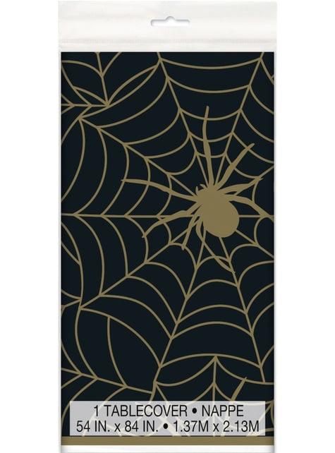 Mantel negro de telaraña - Golden Spider