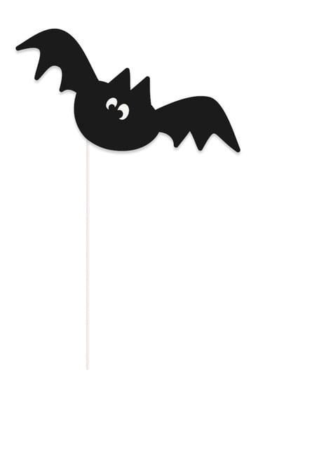 10 Halloween Photo Booth rekvisitter - Trick or Treat