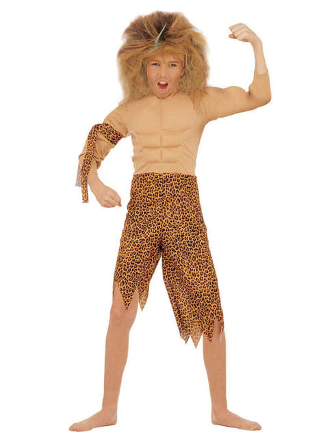 Boys Tarzan of the Jungle Costume