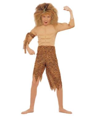 Fato de Tarzan da selva para menino