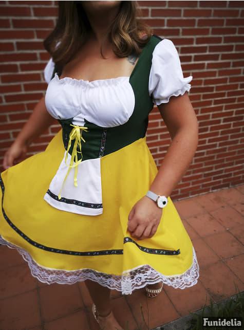 Tiroler kostuum voor vrouw