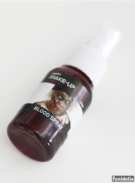 Krew w sprayu