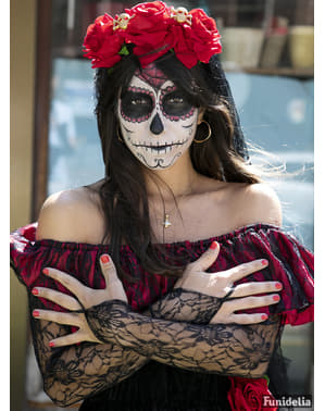 La Catrina jelmez Női