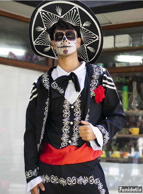 Dia de los muertos kostuum voor mannen