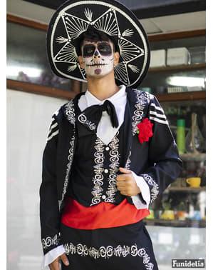 Mariachi Lik Kostyme Mann