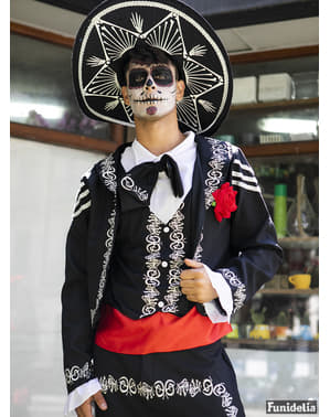 Pánský kostým mrvý Mariachi