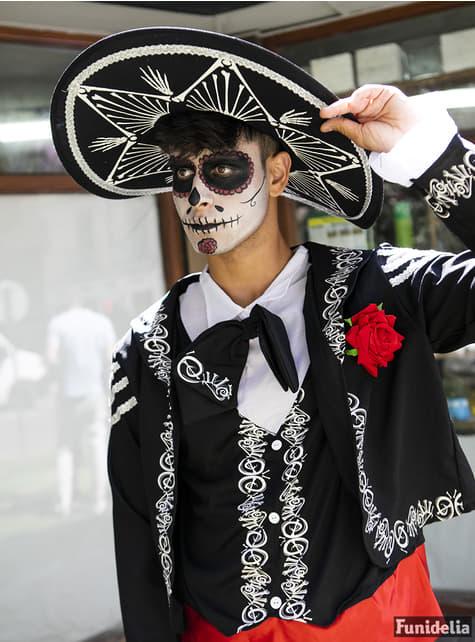 Disfraz Día de los Muertos señor Bones para hombre