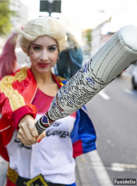 Bate de Harley Quinn de foam Escuadrón Suicida para mujer