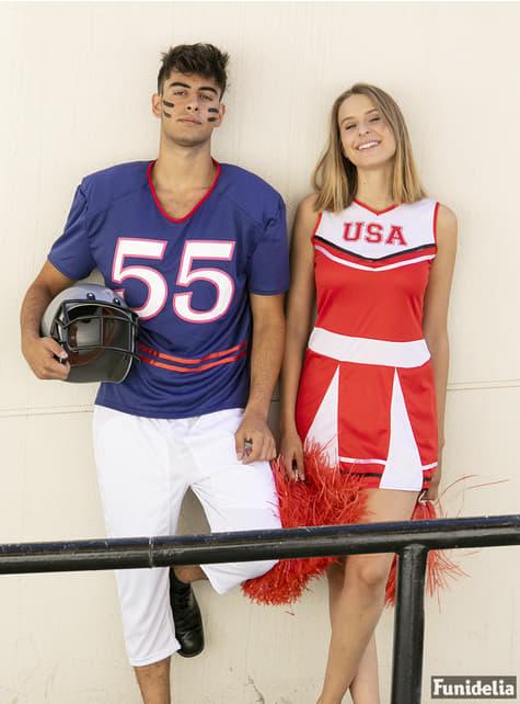 American Football costume