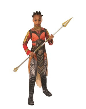 Disfraz de Dora Milaje para niña - Los Vengadores