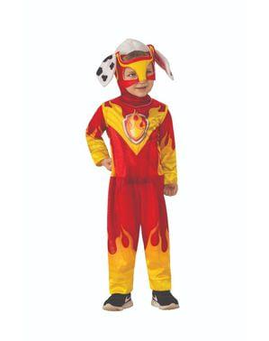 Marshall kostim za dječake - šapa Patrol