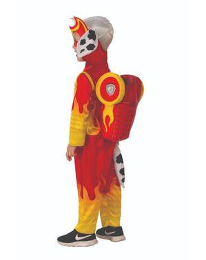 Disfraz de Marshall para niño - La Patrulla Canina
