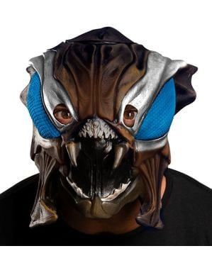 Maschera Godzilla Mothra in lattice per adulto