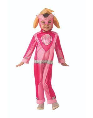 Skye kostým pre dievčatá - Paw Patrol