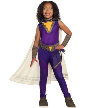 Дарла Shazam костюми за момичета