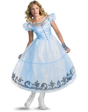 Déguisement Alice au pays des merveilles pour femme