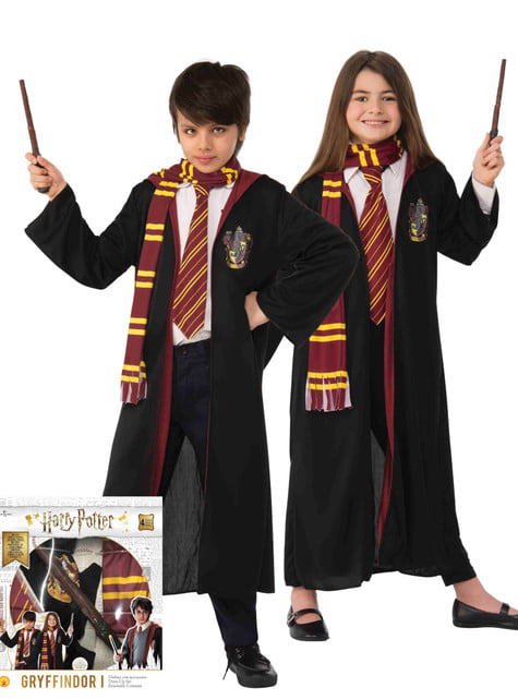 Kit disfraz de Harry Potter para niño
