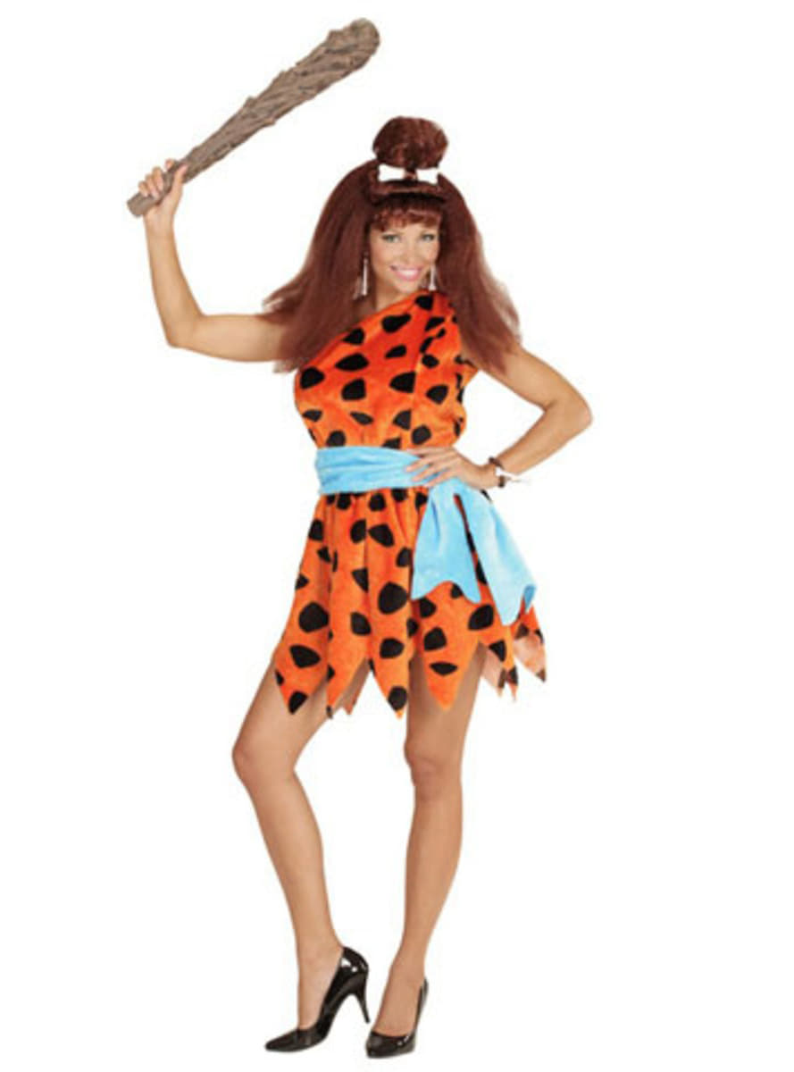 womens flintstone costume. Black Bedroom Furniture Sets. Home Design Ideas