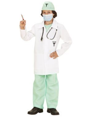 Costume da dottore da bambino