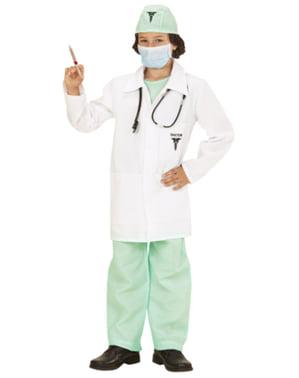 Doktor Maskeraddräkt Barn