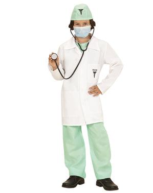 Dječak Liječnik kostim