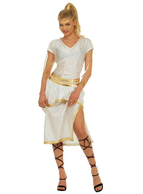 Womens Athena of Mount Olympia Costume