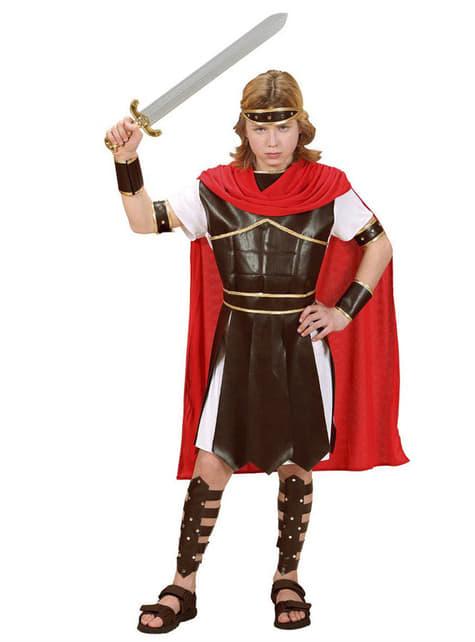 Boys Little Hercules Costume