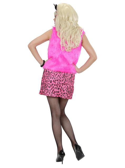 Disfraz de los años 80 para mujer - traje