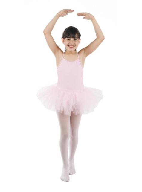 Déguisement de ballerine pour fille