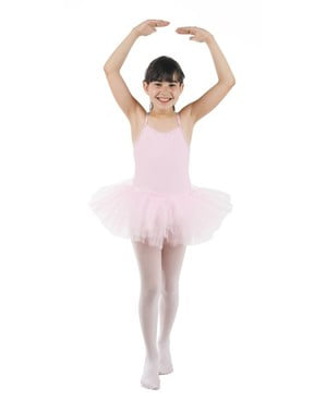 Girls Ballerina Costume