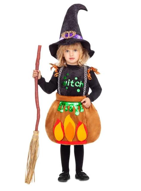 Kotao vještičji kostim za djevojke
