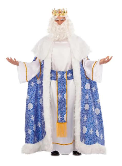 Disfraz de Rey Gaspar Deluxe para hombre