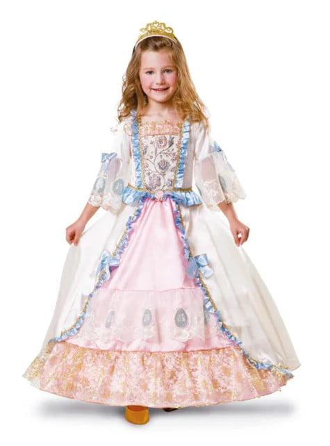 Kostium Delikatna Księżniczka dla dziewczynek