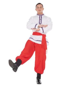 Kostým pro muže ruský tanečník