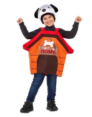 Kostým pro chlapce psí bouda