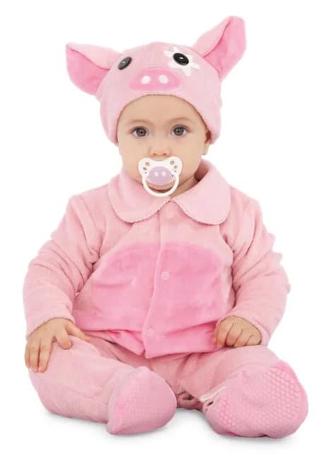 Bedårende Grisgy Kostyme til babyer