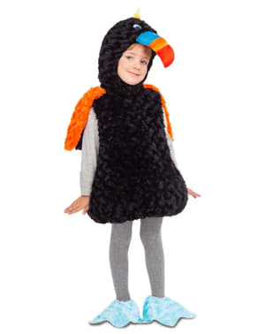 Costum de tucan pentru bebeluși