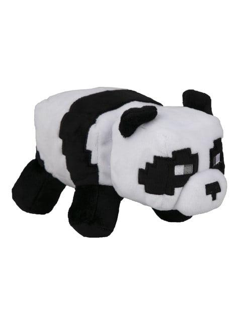 Peluche de Minecraft Panda 17 cm